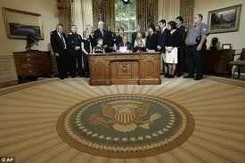 GW Bush office
