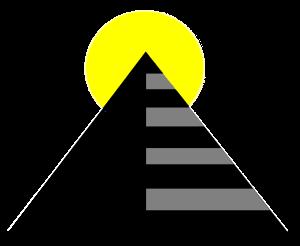 Pyramid Paintball Logo glow2